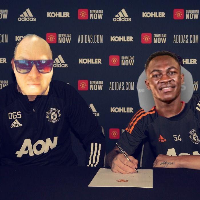 Flash : Muleka rejoint Manchester United pour 90 millions