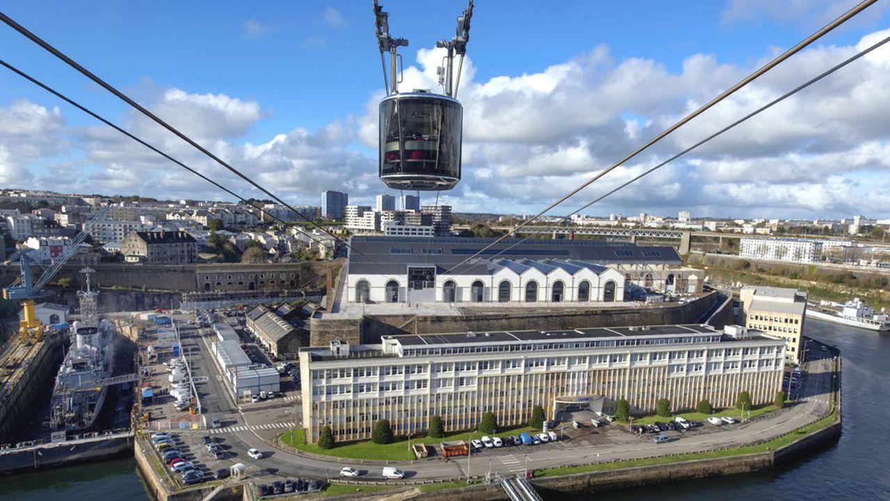 Grève des transports en commun à Brest