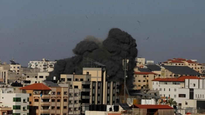 L'Israël est bombardé ce lundi 23 août