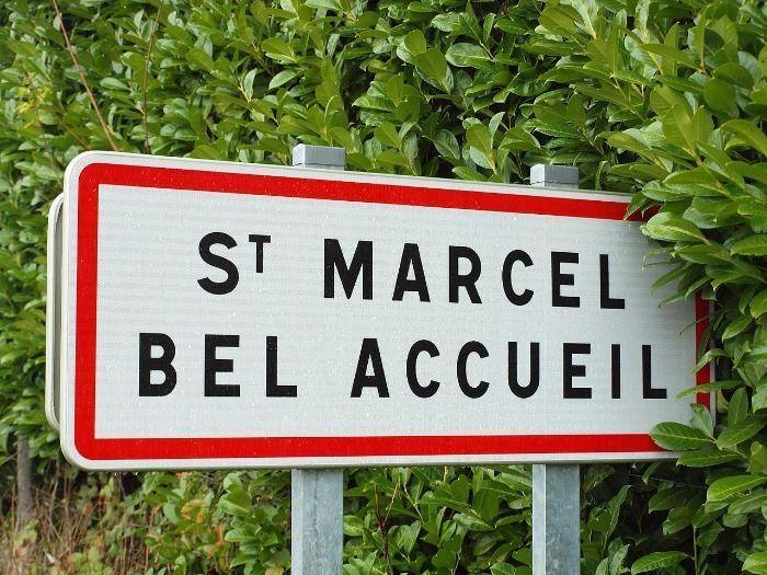 Miracle inexpliqué dans la commune de Saint Marcel Bel accueil